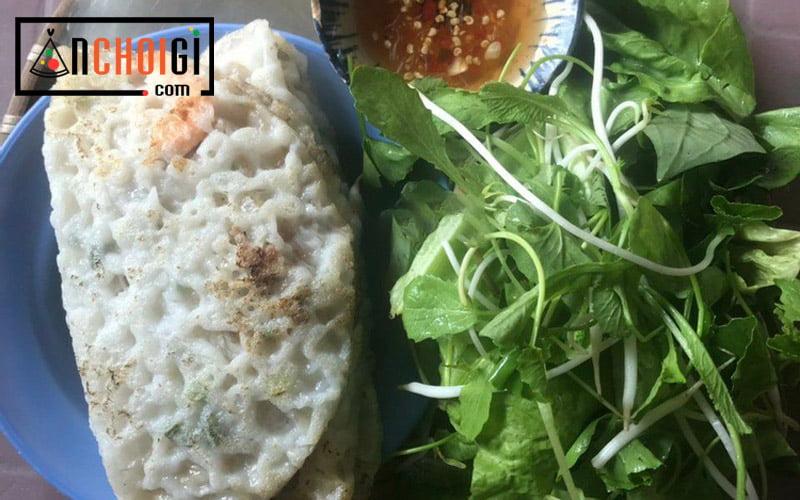 Bánh xèo Quảng Ngãi miền Trung ăn ở đâu ngon?