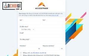 Muốn có nguồn thu nhập tự động hãy làm Accesstrade thử